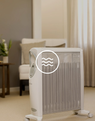 Omega Altise Heating Products